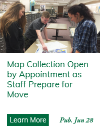 Map Collection Open by Appointment
