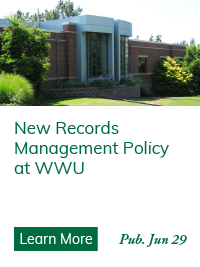 New Records Management Policy