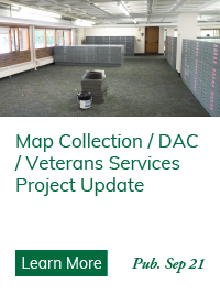 Map Collection Project Update