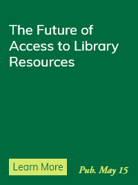 The Future of Access to Library Resources