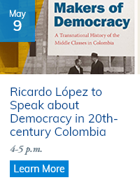 Democracy in 20th-century Colombia - May 9