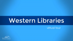 Western Libraries Video Tour