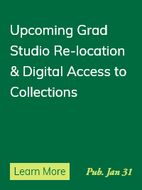 Grad Studio Re-location & Digital Access to Collections