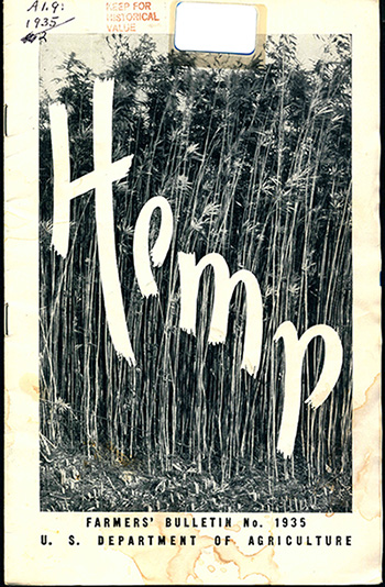 Cover of the book Hemp