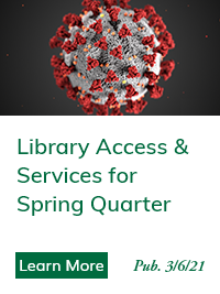 Library Access & Services Update - Spring 2021