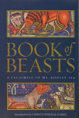 Book of beasts: a facsimile