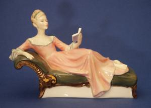 Mathes Reading Figurine