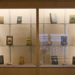 Image of display cases 09 and 10