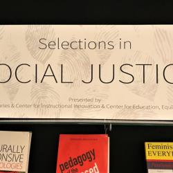 Innovative Teaching Showcase - Engaging Social Justice